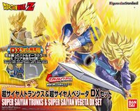 Dragon Ball Z: Super Saiyan Trunks & Vegeta - DX Figure-rise Model Kit