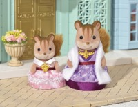 Sylvanian Families: Dress Up Set - Pink & Purple