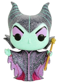 Disney: Maleficent (Diamond Glitter Ver.) - Pop! Vinyl Figure