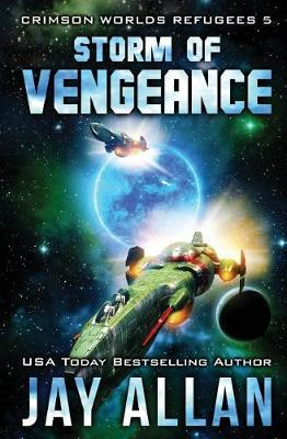 Storm of Vengeance by Jay Allan image