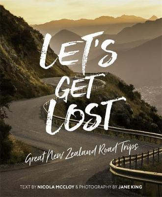 Let's Get Lost by Nicola McCloy