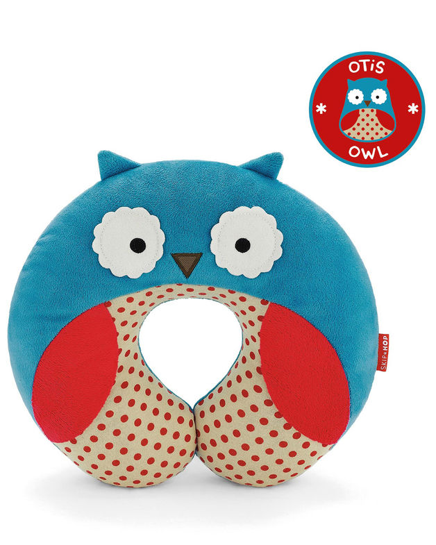 Skip Hop: Zoo Neck Rest - Owl