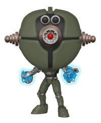 Fallout - Assaultron (Glow) Pop! Vinyl Figure
