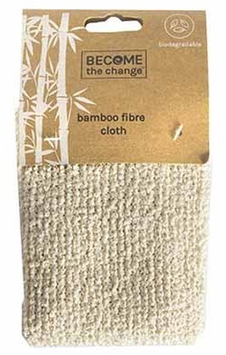 Become The Change: Bamboo Fibre - Face Towel