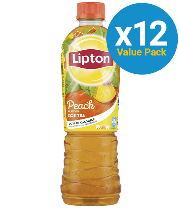 Lipton Ice Tea Peach 500ml
