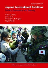 Japan's International Relations by Glenn D Hook image