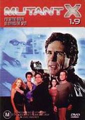 Mutant X 1.9 on DVD