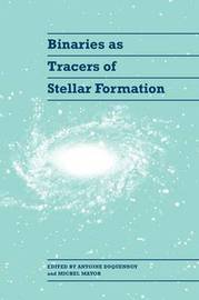 Binaries as Tracers of Stellar Formation