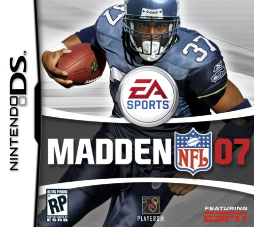 Madden NFL 07 for Nintendo DS image