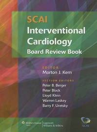 SCAI Interventional Cardiology Board Review Book image