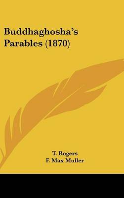 Buddhaghosha's Parables (1870) image