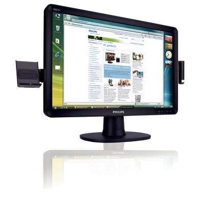 "Philips 20"" 200CW8FB WSXGA 2ms Gloss Black LCD"