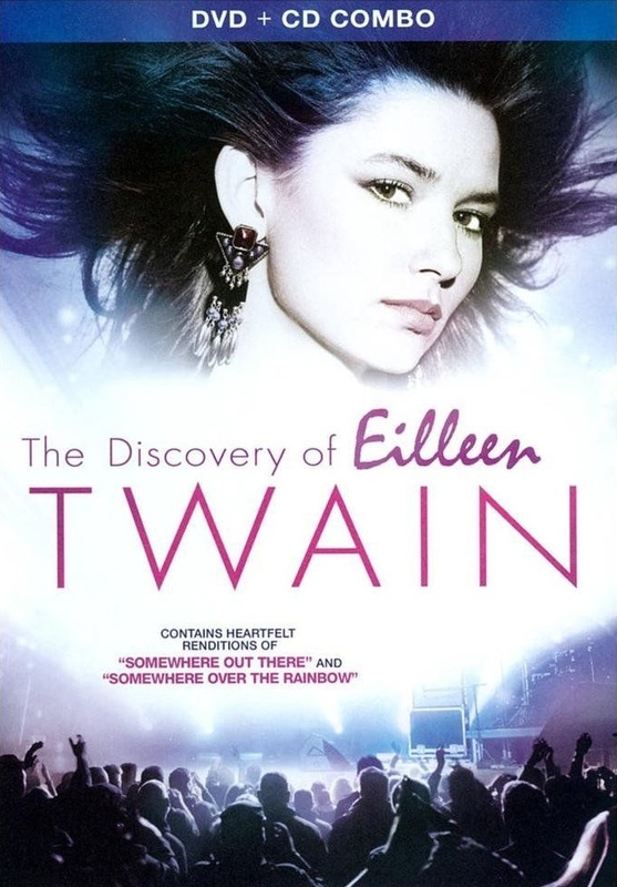 Shania: The Discovery of Eilleen Twain (DVD/CD) on DVD