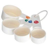 Plastic Measuring Cups - Set of 4