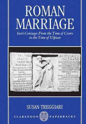 Roman Marriage by Susan Treggiari image