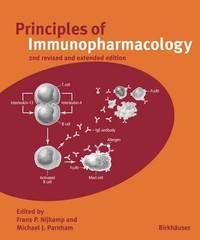 Principles of Immunopharmacology image