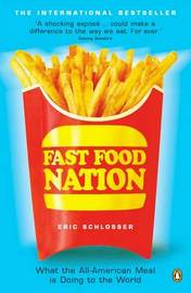 Fast Food Nation by Eric Schlosser image