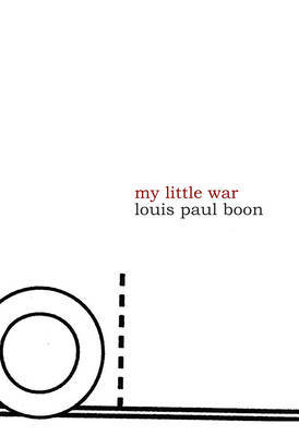 My Little War by Louis Boon image