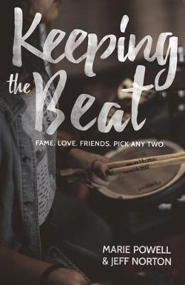 Keeping The Beat by Marie Powell image