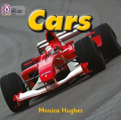 Cars by Monica Hughes image