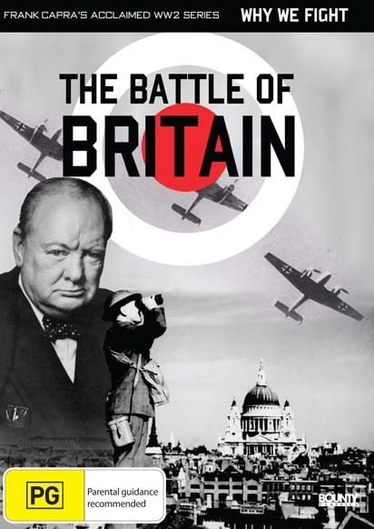 Battle of Britain on DVD image