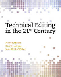 Technical Editing in the 21st Century by Barry Nowlin image