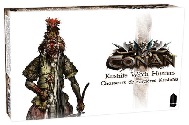 Conan: YKushite Witch Hunters