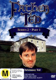 Father Ted Series 2: Part 1 on DVD image