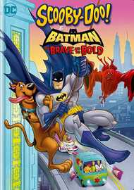 Scooby-Doo / Batman: Brave and the Bold on