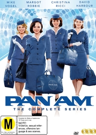 Pan Am - The Complete Series on DVD
