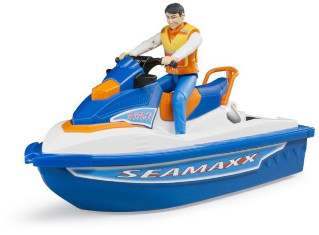 Bruder - Jet Ski with Rider