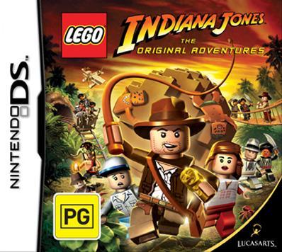 LEGO Indiana Jones: The Original Adventures for Nintendo DS image