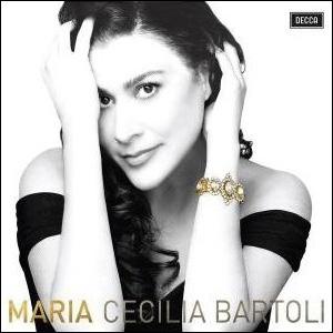 Maria: Cecilia Bartoli - The Barcelona Concert & Malibran Rediscovered (2 Disc Set) on DVD image