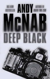 Deep Black by Andy McNab image