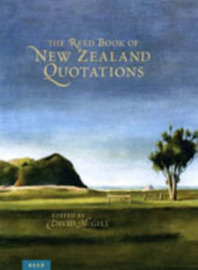 The Reed Book of New Zealand Quotations by D. McGill