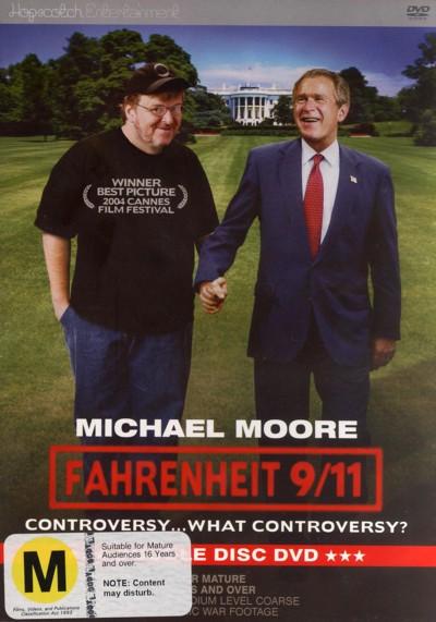 Fahrenheit 9/11 on DVD image