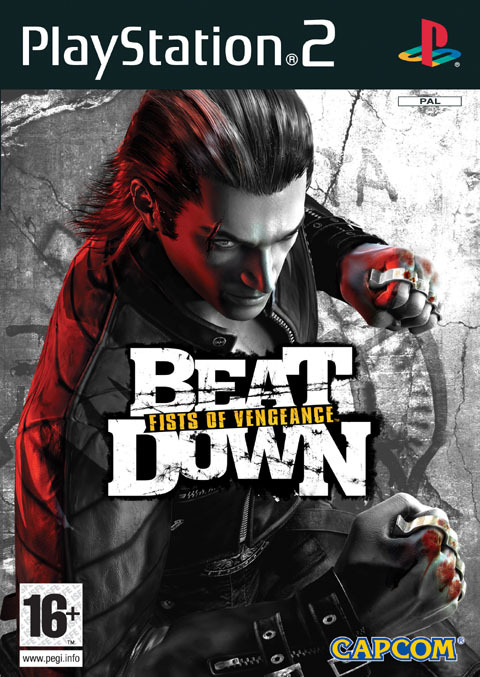 Beat Down: Fists of Vengeance for PS2