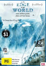 At the Edge of the World on DVD