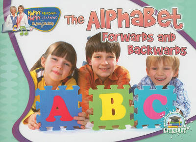 The Alphabet Forwards and Backwards by Jean Feldman image