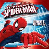 Ultimate Spiderman Great Power