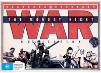 WWE: The Monday Night War Collection (Box Set) on DVD