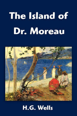 The Island of Dr. Moreau by H.G.Wells