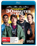 30 Minutes Or Less on Blu-ray