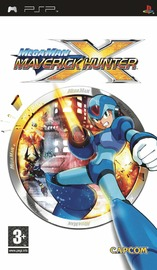 Mega Man Maverick Hunter X (Essentials) for PSP image