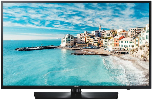 """65"""" Samsung HF690U HDR UHD Hospitality Display"""