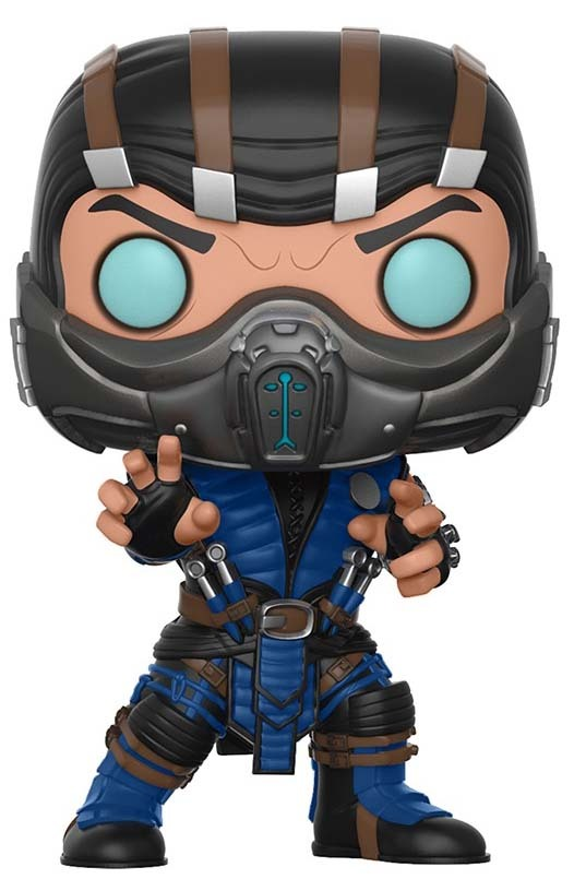 Mortal Kombat - Sub-Zero Pop! Vinyl Figure (with a chance for a Chase version!) image