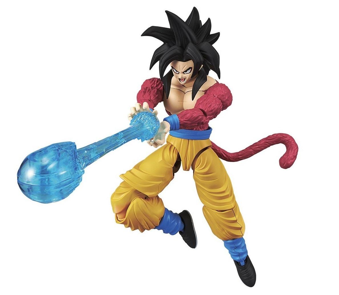 Dragon Ball: Figure-rise: SS4 Goku - Model Kit image