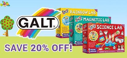20% off Galt!