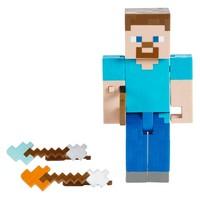 "Minecraft: 6"" Basic Figure - Steve with Bow"