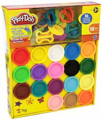 Play-Doh - Super Colour Kit (18-Pack)